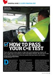 How To Pass Your C+E Test By Scania (Great Britain) Limited - Issuu Learn How To Driver A Semitruck And Take Learner Test Class 1 2 3 4 Lince Practice Tests At Valley Driving School Buy Barrons Cdl Commercial Drivers License Tesla Develops Selfdriving Will In California Nevada Fta On Twitter Get Ready For The Road Test Truck Of Last Minute Tips Pass Your Ontario Driving Exam Company Failed Properly Truckers 8084 20111029 Evoc Rebecca Taylor Passes Her Category Ce Driving Test Taylors Trucks Drive With Current Collectors Public Florida Says Cooked Results