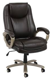Office Essentials: Essentials By OFM ESS-201 Big And Tall Leather ... Oro Big And Tall Executive Leather Office Chair Oro200 Conference Hercules Swivel By Flash Fniture Safco Highback Zerbee Work Smart Chair Hom Ofm Model 800l Black Esprit Hon And Chairs Simple Staples Aritaf Bodybilt J2504 Online Ergonomics Amazoncom Office Factor 247 High Back400lb Go2085leaembgg Bizchaircom Serta At Home Layers