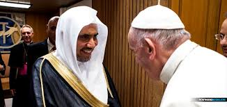 What Is A Muslim Prayer Curtain by Pope Francis Welcomes Terror Connected Leader Of The Antisemitic