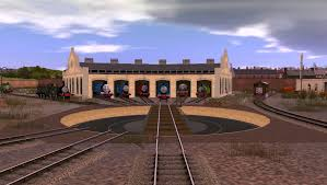 Thomas And Friends Tidmouth Sheds by The Steam Team And Duck By Theyoshipunch On Deviantart