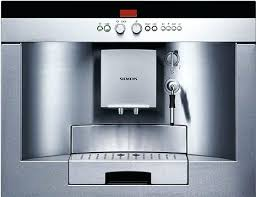 Built In Coffee System Miele Machine Manual
