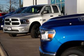 100 Truck Time Auto Sales Low Rates Cheap Gas And Deeper Debt Sustain Car Buying Boom