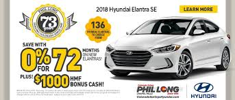 Phil Long Hyundai Dealership In Colorado Springs