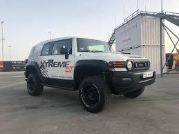 Toyota FJ Cruiser Gallery – Arctic Trucks