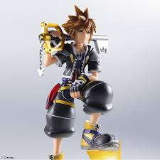 Sora Halloween Town Play Arts Kai by Static Arts Gallery Kingdom Hearts Ii Sora Square Enix Online