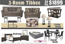 22 Pc TIbbee Grey House Package