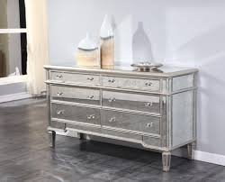 Sideboards Elegant Decorations Ideas And Mirrored Console Buffet Cabinet Dresser Quality Dining Or Living With