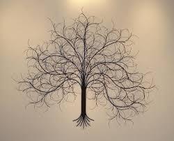 Tree Wall Decor Ideas by Black Tree Wall Art Wallartideas Info