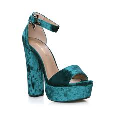 lydio 06 mark and maddux teal high heel sandals shoes weprix com