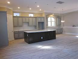 Cool Grey Hardwood Floors