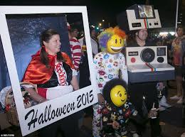 West Hollywood Halloween Carnaval 2015 by Halloween Revelers From Superheroes To Killer Clowns Celebrate In
