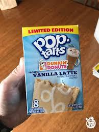 Dunkin Donuts Pumpkin Spice 2017 fatguyfoodblog thanks a latte dunkin donuts frosted vanilla
