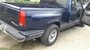 1994 GMC Sierra Start-up And Rev - YouTube Gmc Sierra 1500 Questions How Many 94 Gt Extended Cab Used 1994 Pickup Parts Cars Trucks Pick N Save Chevrolet Ck Wikipedia For Sale Classiccarscom Cc901633 Sonoma Found Fuchsia 1gtek14k3rz507355 Green Sierra K15 On In Al 3500 Hd Truck Sle 4x4 Extended 108889 Youtube Kendale Truck 43l V6 With Custom Exhaust Startup Sound Ive Got A Gmc 350 It Runs 1600px Image 2