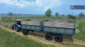 3PTS 12 OLD TRAILER FS17