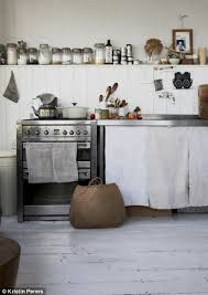 Interiors A Space For Everything Industrial KitchensRustic