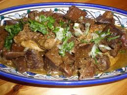recette de cuisine tunisienne avec photo petites recettes a l odeur d un aîd tunisien filkoujina