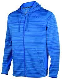nike men u0027s therma fit ko blurred training full zip hoodie game