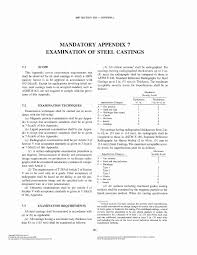 ASME 8 Div 1 Appendix 7 Examination of Steel Castings Documents