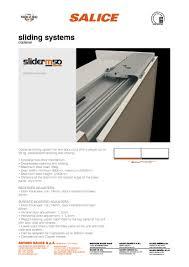 Salice Italy Cabinet Hinges by Bortoluzzi Sliderm50 2 Door 3600 3800mm Sye512am503600su
