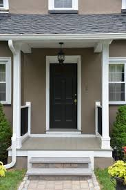 Therma Tru Patio Doors by Home Makeover How We Helped Homeowners Add Color To Their Entryway