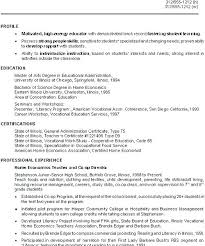 Esl Teacher Job Description Resume Profile Examples Of Profiles For Resumes Personal Example And Free Maker