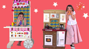 Step2 Kitchens U0026 Play Food by Step2 Fresh Market Kitchen U0026 Melissa Doug Snacks U0026 Sweets Toy Food