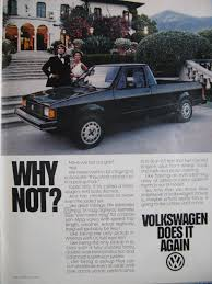 Vintage Volkswagen Rabbit Pickup Truck Ad | Cars | Pinterest ... Im Going To Turn This Volkswagen Jetta Into A Truck The Drive Find Of The Day 1983 Rabbit Vwvortex 1981 Vw Pickup 16l Diesel 5spd Manual Reliable 4550 Mpg Vintage Ad Cars Pinterest 1980 Vehicles Leemplatescom Aka Caddy 5 Speed Diesel With Ac For Sale Classiccarscom Cc1017338 Jacob Emmonss On Whewell Sale Near Las Vegas Nevada 89119 850combats Gti 16v Readers Rides Sell Used Volkswagen Rabbit Pickup Truck Same Owner Since 1990 In