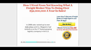 Freight Broker Profits - YouTube