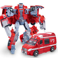 100 Rescue Bots Fire Truck Amazoncom Siyushop Heroes 5in1 Robot Model