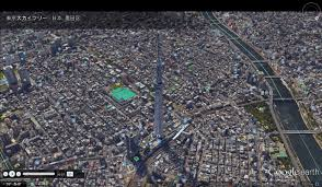 Is The Google Earth Database Far Beyond