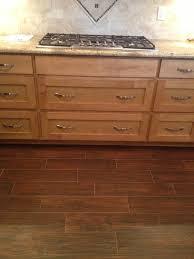 remodel kitchen design with ceramic tile flooring that looks