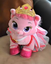 Palace Pets Pumpkin Soft Toy by 3 Princes And A Princess 2 New Palace Pets Have Arrived At Build