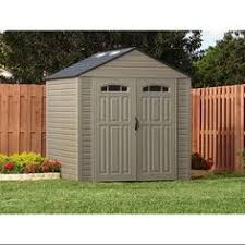 rubbermaid big max 7 ft x 7 ft storage shed organizations
