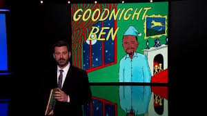 Hey Jimmy Kimmel Halloween Candy by Goodnight Ben U201d A Childrens Book Goodbye To Ben Carson