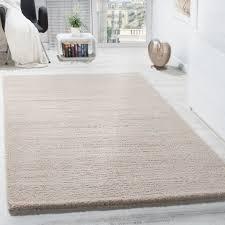 shaggy teppich hochflor weich beige