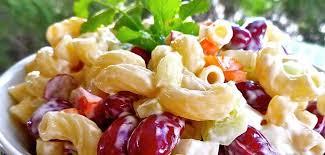 recettes de salades de pâtes recettes allrecipes québec