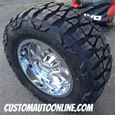 100 Moto Wheels Truck Nitto Mud Grappler On Metal Nitto Tires For Sale