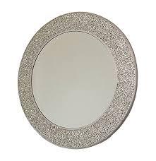 Tilting Bathroom Mirror Bq by Amazon Co Uk Wall Mounted Mirrors Home U0026 Kitchen