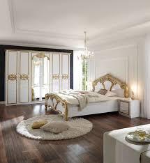 2 schlafzimmer komplettset weiß lack abs gold günstig möbel küchen büromöbel kaufen froschkönig24