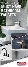 Delta Faucet Jobs In Jackson Tn by Best 25 Hair Washing Sink Ideas On Pinterest Bathroom Sink