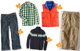 Fall Wardrobe Basics For Boys