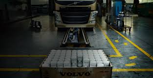 100 Volvo Trucks Parts Servicing Genuine Saudi Arabia