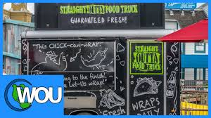 Straight Outta Food Truck Show | Universal Orlando - YouTube Universal Food Trucks For Tuesday 619 Friday 45 Wednesday 72011 517 418 Studios Hollywood Goes Lunar Endorexpress A Simpsons Kwikemart Squishee Truck Is Comi 1116 Photos Christmas Season Begins At Orlando Resort With Ding Review Bumblebee Mans Tacos Unofficial 1119