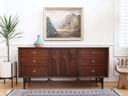 Broyhill Emily Sofa And Loveseat by Mid Century Modern Broyhill Brasilia 9 Drawer Dresser No 015 Mid