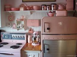 Pink Retro Kitchen s and for