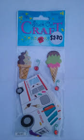 Stuck On Craft Stickers- Ice Cream Truck   CropnShop Rent Our Ice Cream Truck New Jersey Hoffmans Sticks And Cones Trucks 70457823 And Home 3d Truck Model Mrs Curl Shop Outdoor Cafe The 2017 Imdb Classic Ice Cream At A School Fete Fair Stock Photo Ice Cream Truck Letters 011 Harley Bayo Flickr How Coolhaus Went From One Food To Millions In Sales Isometric Projection Royalty Free Vector For Mel Man Port Washington News Police Officer Finally Gets So He Can Give Away