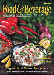 Food & Beverage Business Review April May 2017 by Food