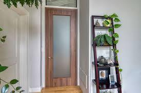 Home Interior Doors Modern Eco Veneer Interior Doors Solid Custom Doors