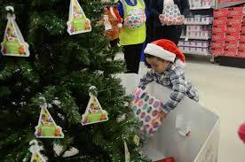 Kmart Christmas Trees Nz by Edukids Albany Opens Kmart Wishing Tree Beststart Educare