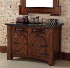 33 Iron Laced Rustic Vanity